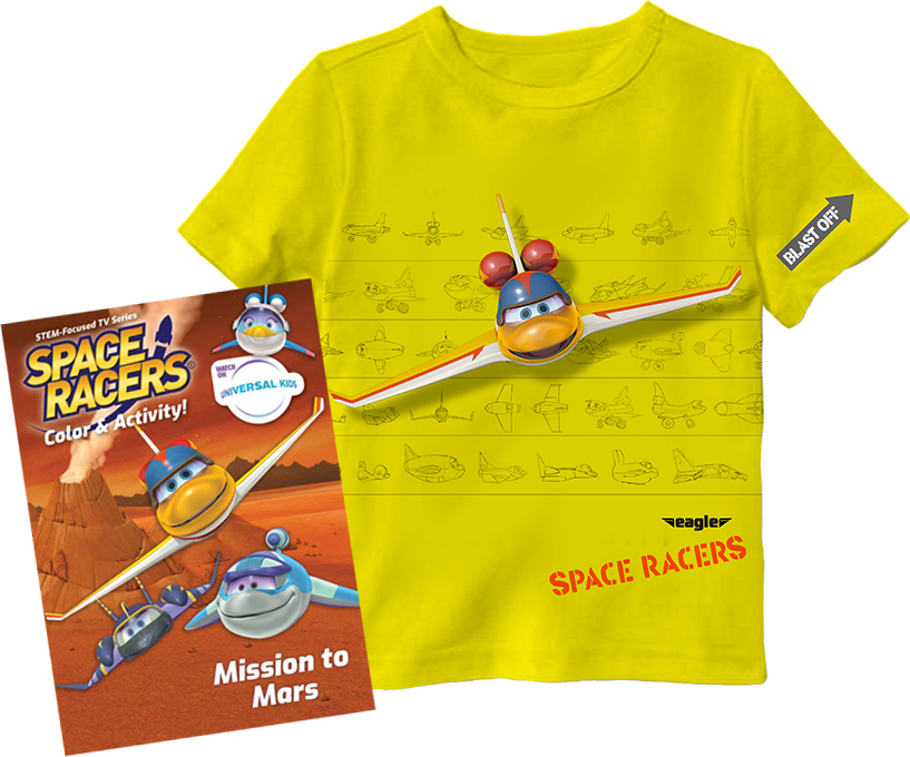 Space Racers Products