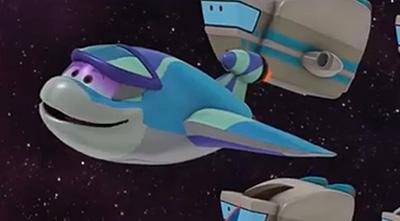 Space Racers Hawk