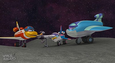 Space Racers Episode