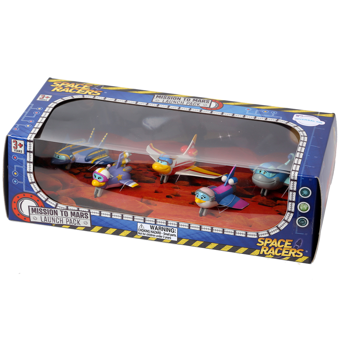 Space Racers Vehicle Toys