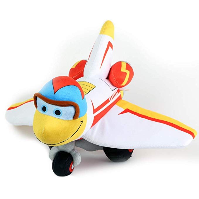 Space Racers Plush Toy Eagle