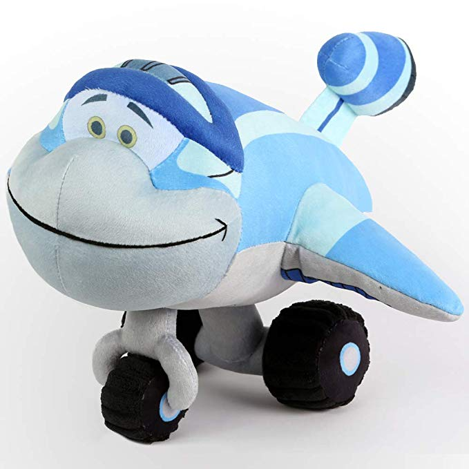 Space Racers Plush Toy Hawk